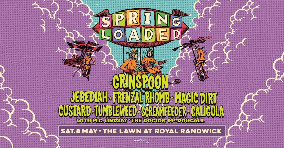 Spring Loaded 2021 Sydney
