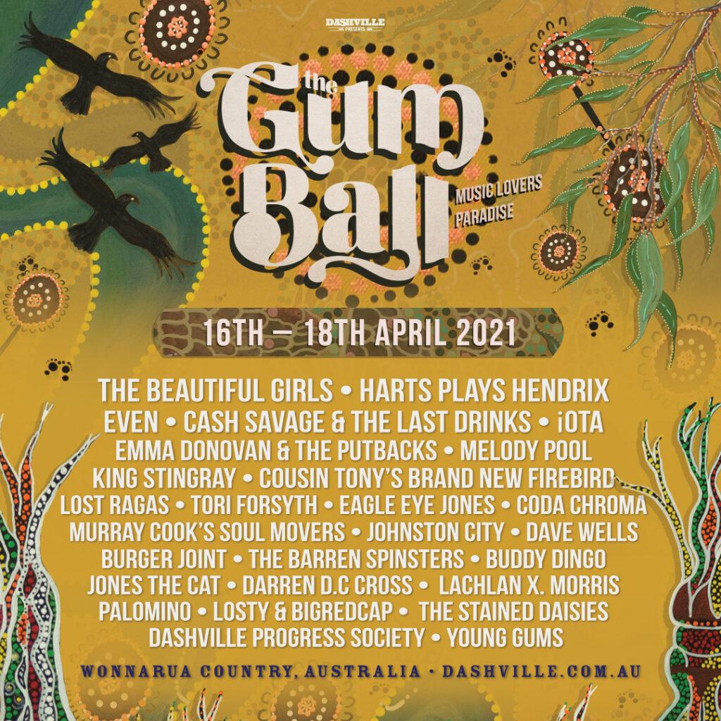 The Gum Ball 2021