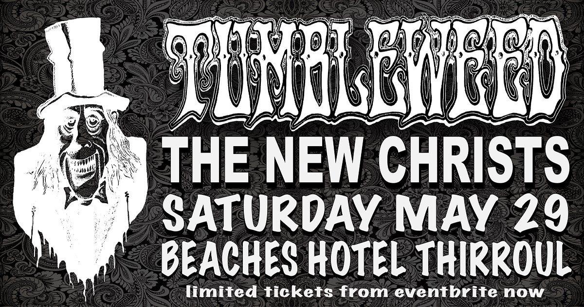 Tumbleweed at Beaches Hotel, Thirroul