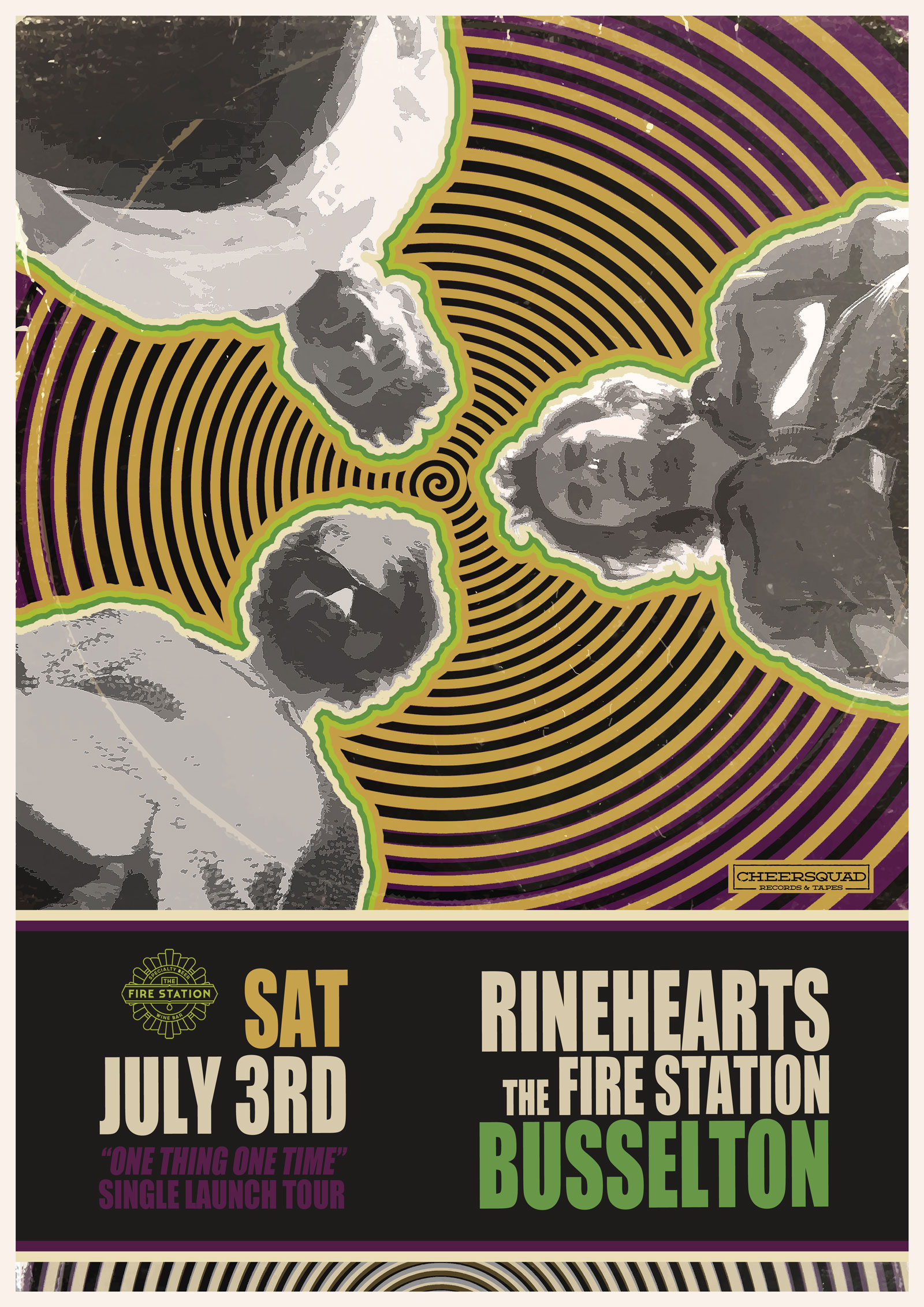 Rinehearts at The Fire Station (Busselton)