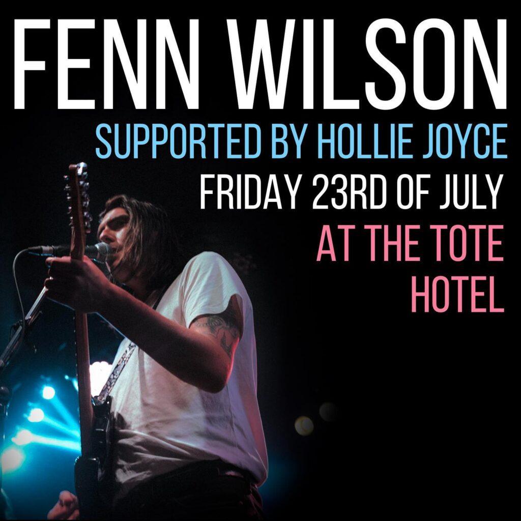 Fenn Wilson 23 July Tote
