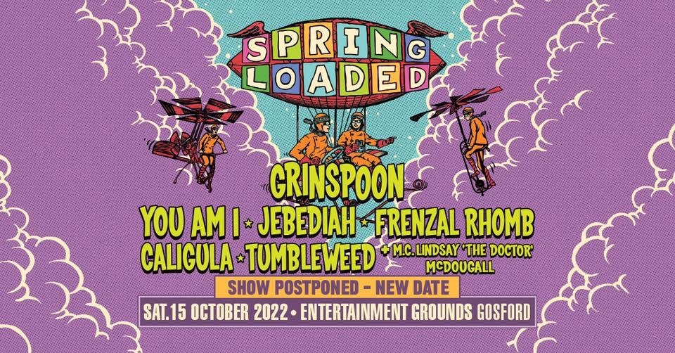 Spring Loaded 2022 Gosford - Tumbleweed