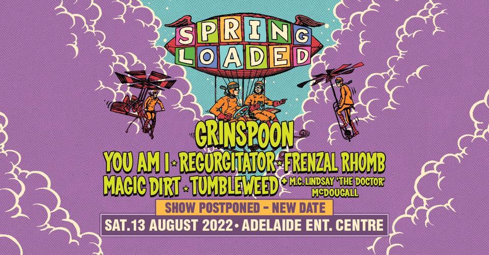 Spring Loaded Adelaide 2022 Tumbleweed
